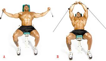 基本上每个在健身房挥汗如雨的家伙都知道上斜训练是针对于胸大肌上部的强化动作,同时,相对于平板的器械而言,用上斜的器械开始训练的人通常都会比较少。我们今天所要介绍的训练