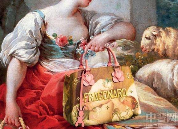 "LV遇上名画,打造春夏新款包包。奢侈品LV携手当今世界上在世的最昂贵的艺术家Jeff Kooms共同打造名画包包,并且将产品命名为 ""Master"",包包的款式将采用了西洋名画的样式。LV"