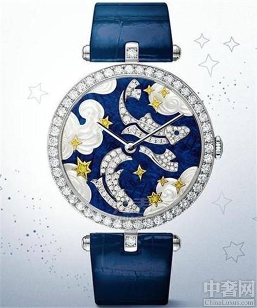 中奢网品牌讯 梵克雅宝顶级手表,非凡高端有诗意。梵克雅宝是法国非常有名的珠宝品牌。自从创立起来,一直就是全球各地土豪钟爱的珠宝品牌。梵克雅宝手表都渲染着巴黎诗意的气