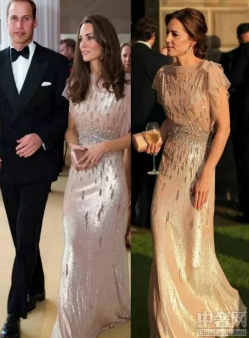凯特王妃再穿旧衣 哪些经典穿不厌