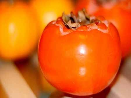 """夏天吃什么蔬果好  推荐5种蔬菜帮你""""吃""""好夏天1、柿子中医认为,柿子性寒味甘微涩,归肺、脾、胃、大肠经,具有润肺化痰、清热生津、涩肠止痢、健脾益胃,生津润肠、凉血止血等多"""