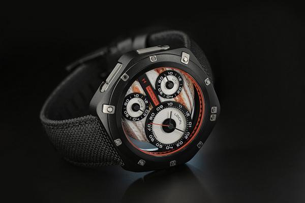 电影人总希望透过一枚独特的腕表,为他们的角色塑造完美个性。 Hamilton 汉米尔顿在2017年巴赛尔表展发表ODC X-03腕表,为大胆前卫的道具制作师带来前所未有的未来主义大师杰作