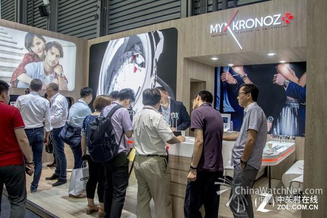 2017年6月28日——瑞士智能可穿戴设备品牌MyKronoz今日再度震撼登陆MWC上海,并于大会上宣布,即将在中国市场正式推出旗下世界首款混合型智能手表ZeTime,把最佳的瑞士手表传统工