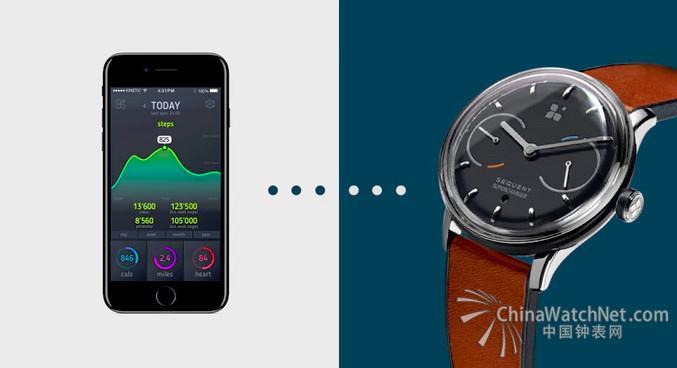 智能手表和智能手机一样有电池问题,电池不会持续足够长的时间,因此每位用户都要为他们的智能手表充电,为了解决这个问题,名为Sequent的公司借鉴了传统自动机械表的动能技术,为其
