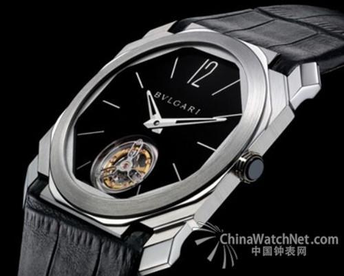 宝格丽推出两款全新奢华腕表